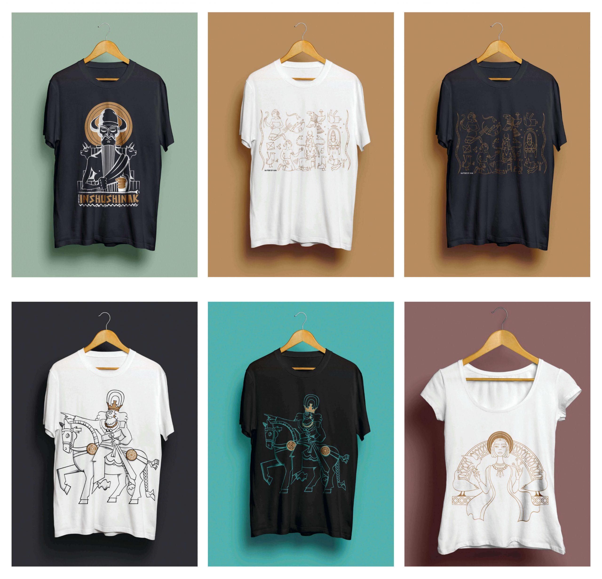 T-shirt printing خدماتی از وب سایت چاپ رازک https://chaprazak.ir